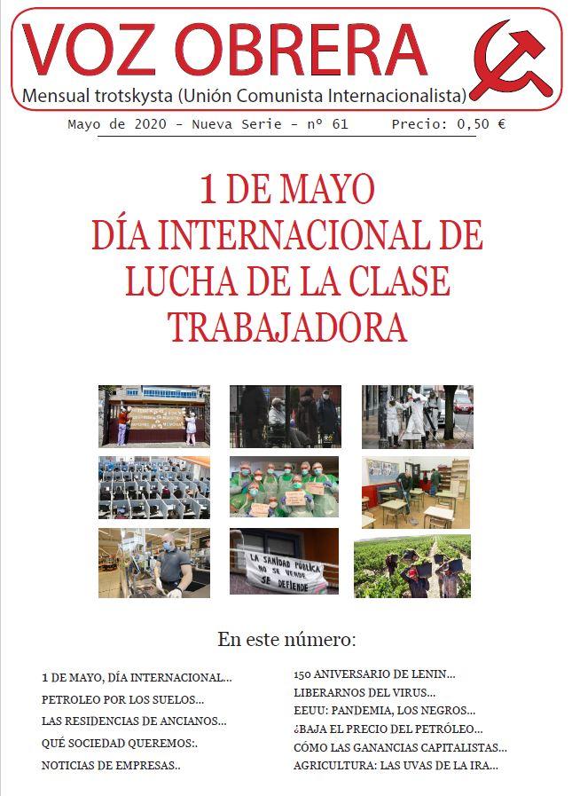 Portada Mayo 2020